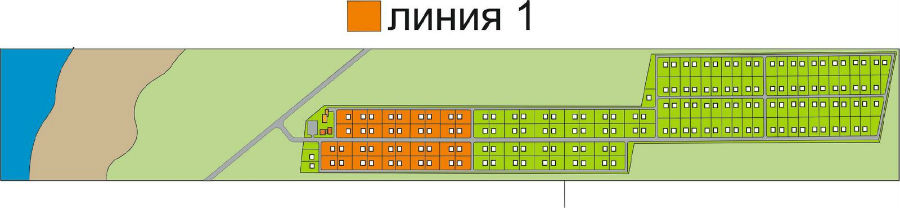 Купить участок на косе Беляус в Крыму